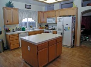 Before Kitchen Makeovers Cabinet Restoration